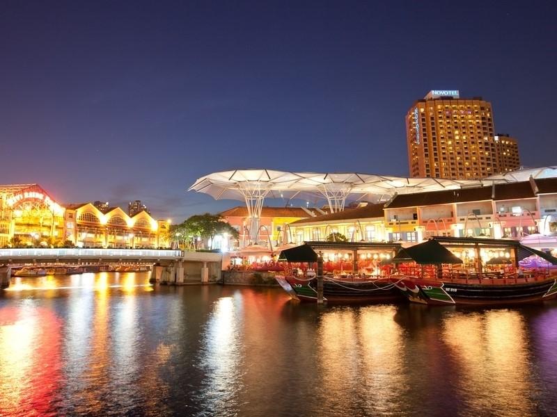 Ngắm cảnh sông nước với River Taxi