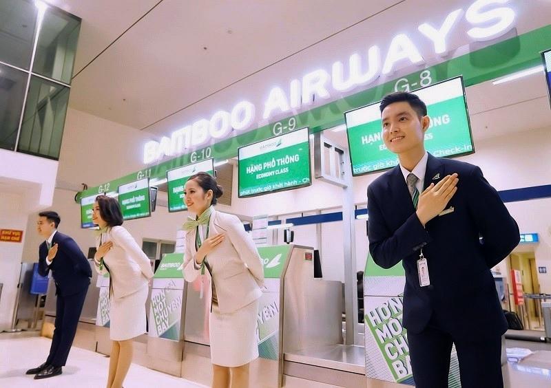 Cách làm thủ tục, hướng dẫn các bước khi đi máy bay Bamboo Airways -  BestPrice