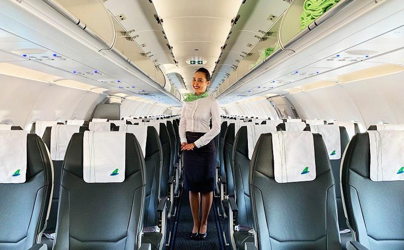 Hạng ghế Bamboo Airways