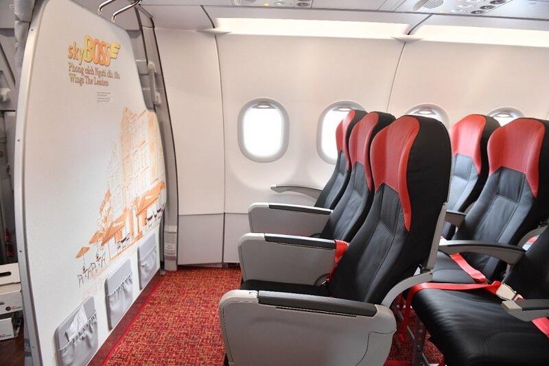 Hạng ghế của Vietjet Air