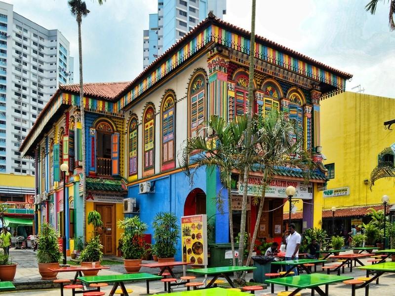 House of Tan Teng Niah đầy màu sắc