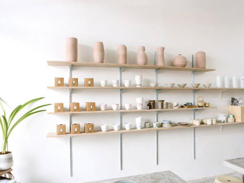 Thỏa sức sáng tạo với Mud Rock Ceramics Studio