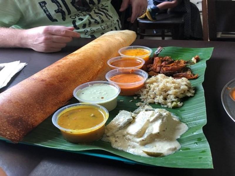 Thưởng thức món chay ở nhà hàng Komala Villas