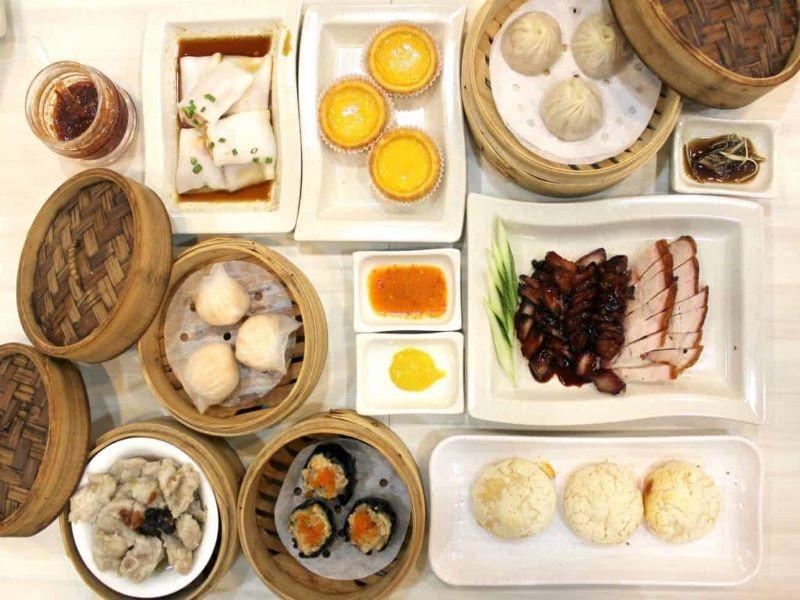 Các món ăn hấp dẫn ở Dim Sum Haus