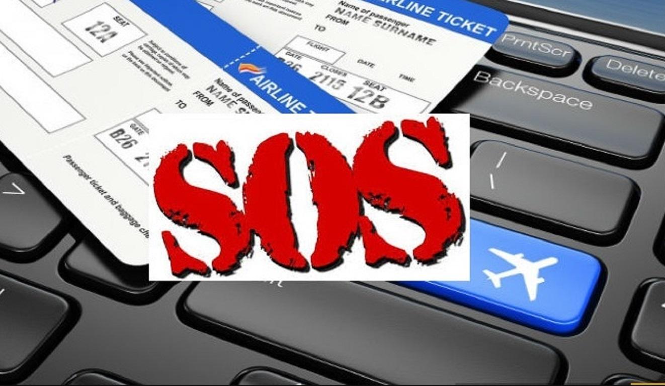Cảnh báo tình trạng lừa đảo vé máy bay giả