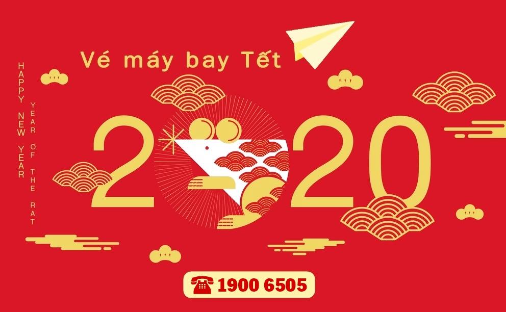 Đặt vé máy bay Tết âm lịch 2020