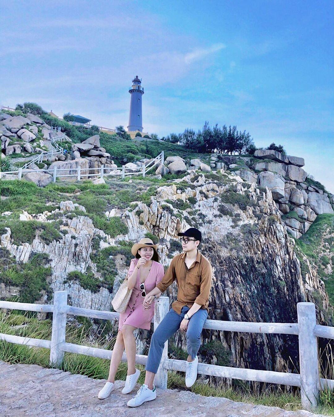 Mũi điện hải đăng Đại Lãnh là điểm check in sống ảo đẹp ở Quy Nhơn