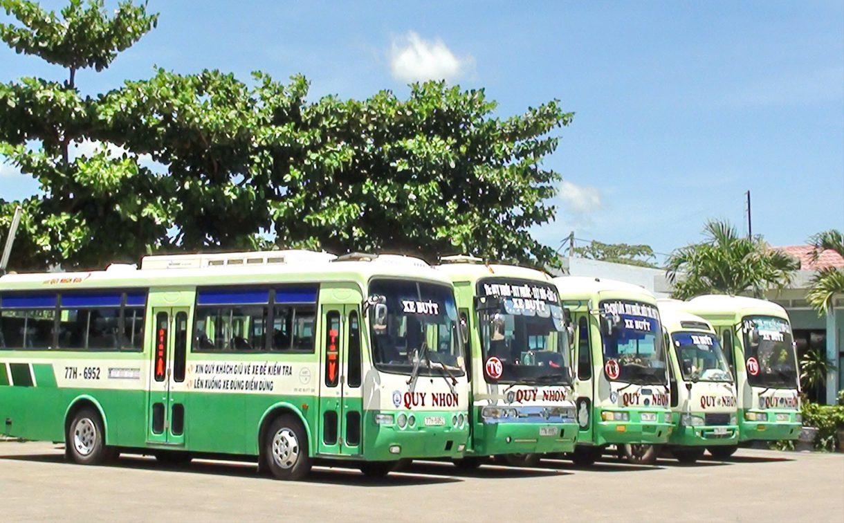 Cập nhật mới nhất lịch trình xe buýt Quy Nhơn - BestPrice