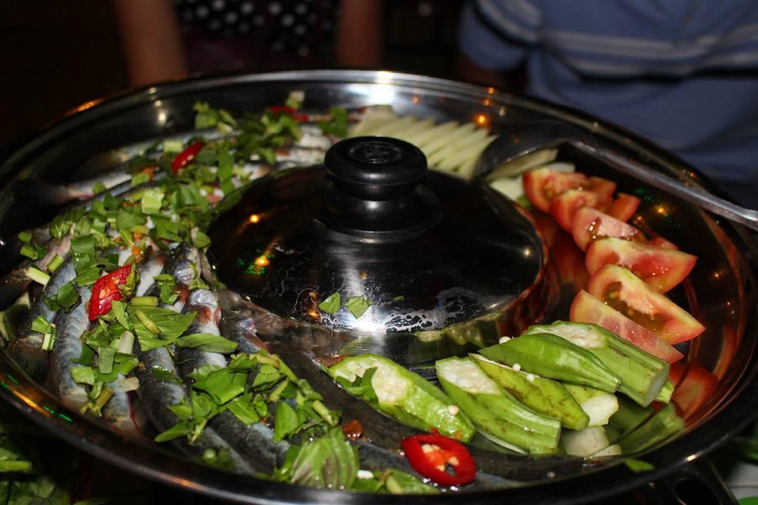 Lẩu cá kèo là một trong những món ăn ngon ở Cần Thơ được yêu thích