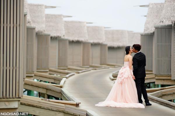 Điểm đến lí tưởng cho các cặp vợ chồng mới cưới.