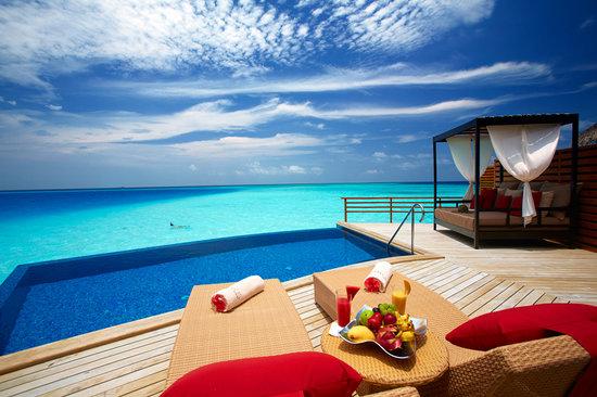 Cùng tận hưởng kì nghỉ trên các Resort ở Maldives.