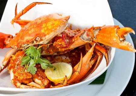 Những món ăn không thể bỏ qua ở Maldives.