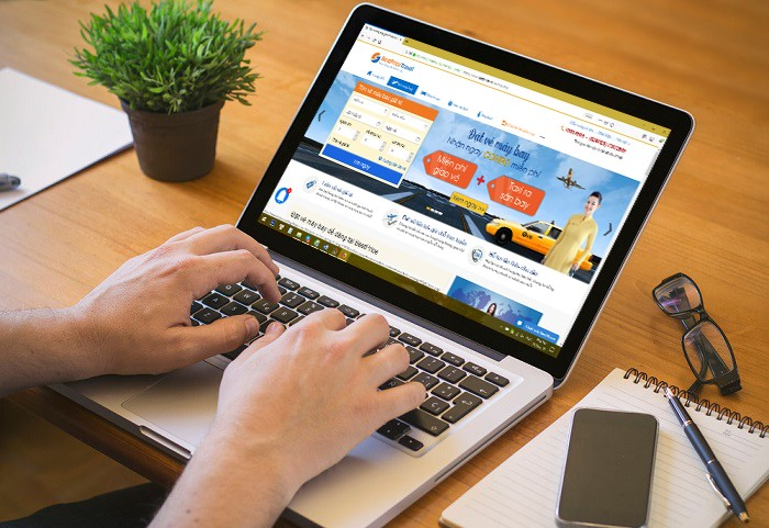 Săn vé máy bay giá rẻ tại website bestprice.vn
