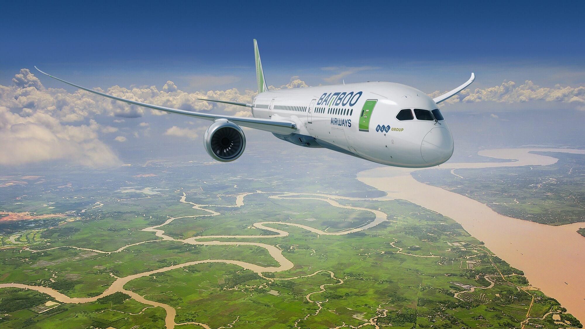 Chương trình ưu đãi vé máy bay Tết 2021 Bamboo Airways
