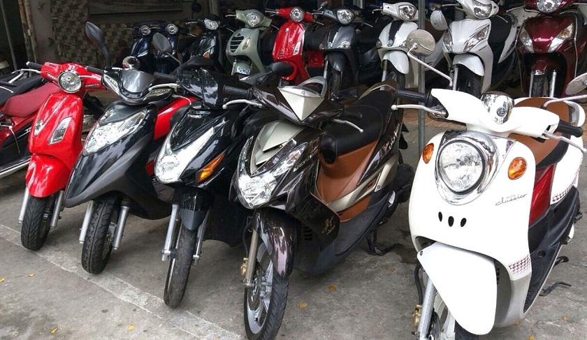 Thuê xe máy tại Phú Quốc