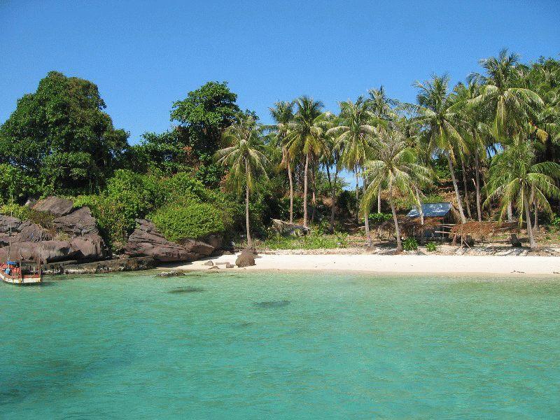 Quần đảo An Thới hoang sơ
