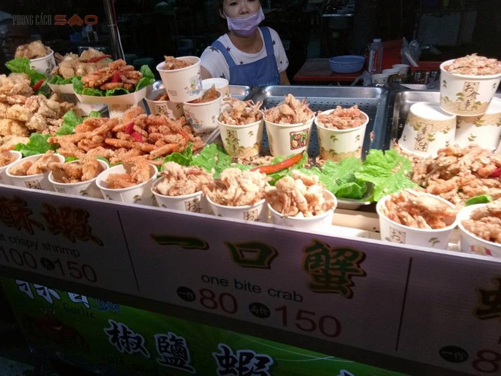 Ẩm thực đường phố ở Đài Loan