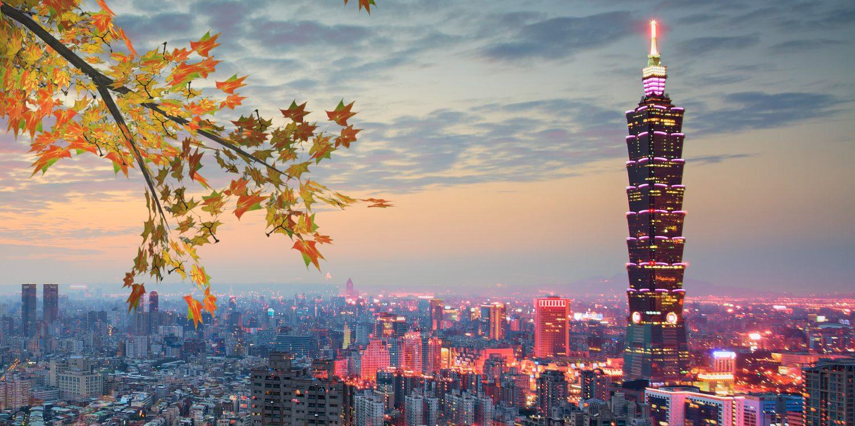 Một góc Đài Loan
