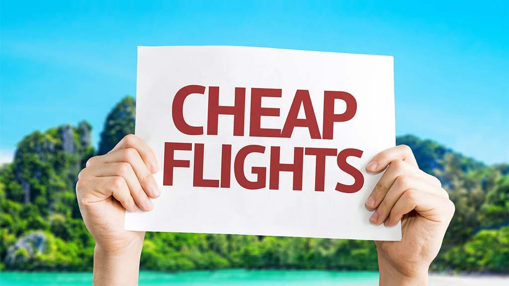 Ưu đãi đặt vé máy bay giá rẻ