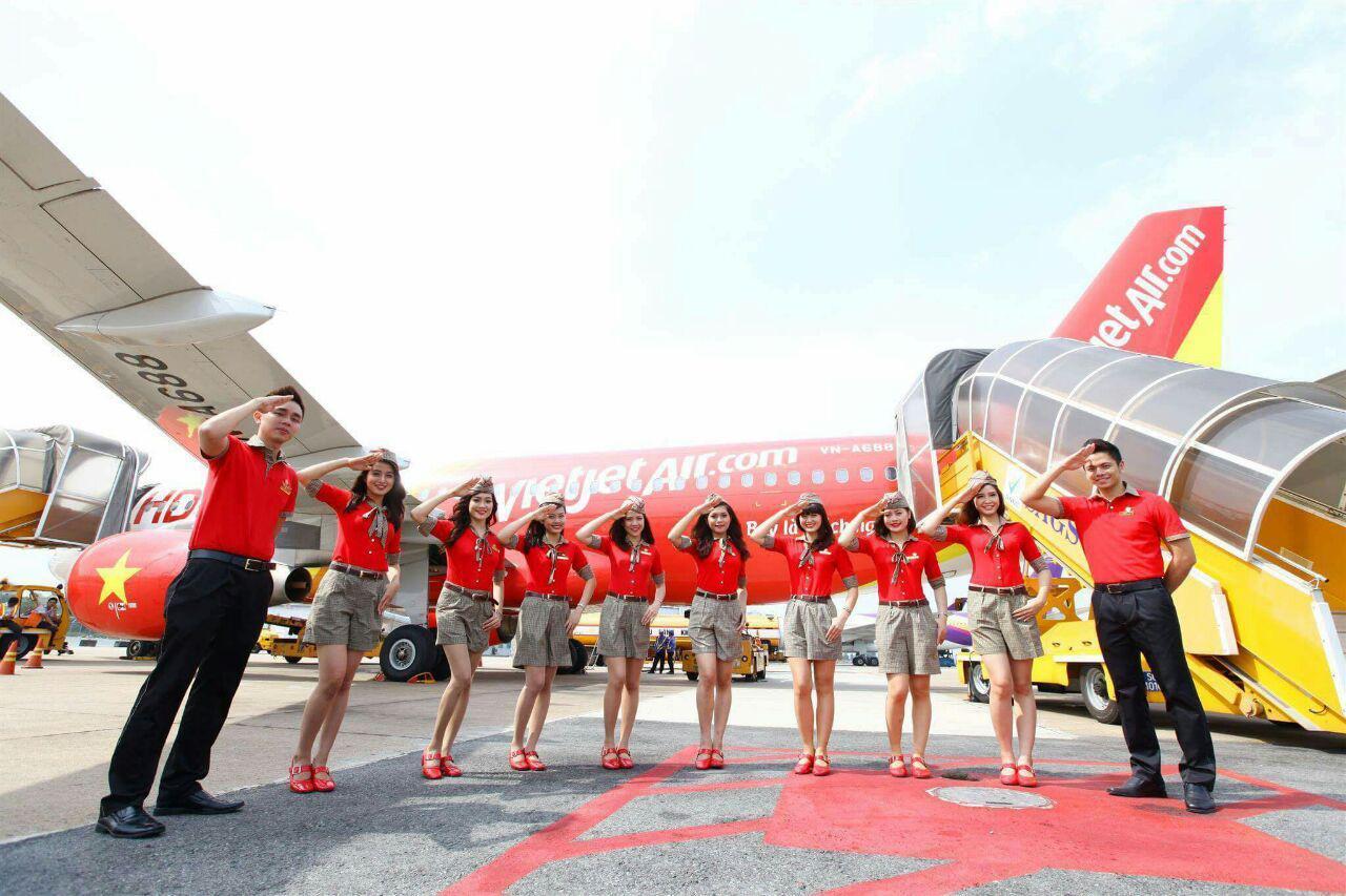 Hãng hàng không VietJet