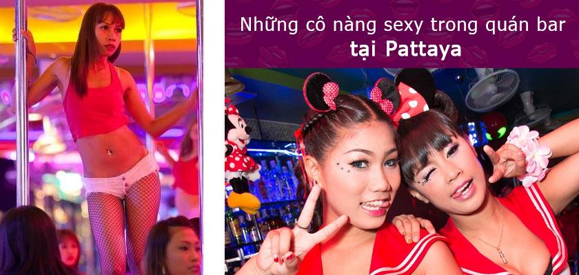 Những cô nàng tại Pattaya