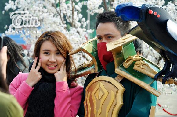 Du khách khi tới Nhật Bản