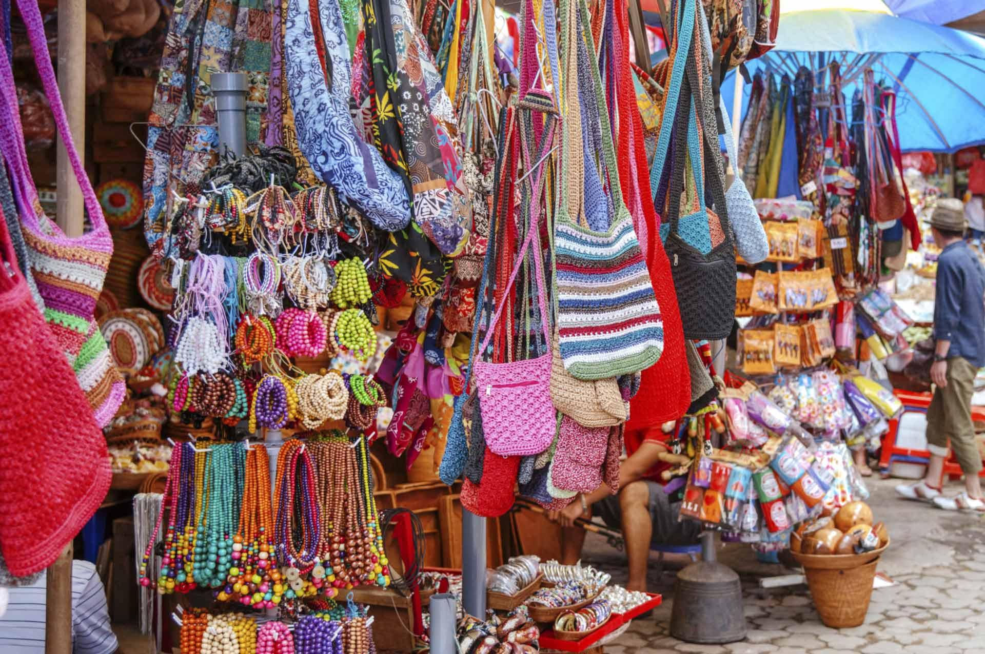 Thiên đường mua sắm tại Bali