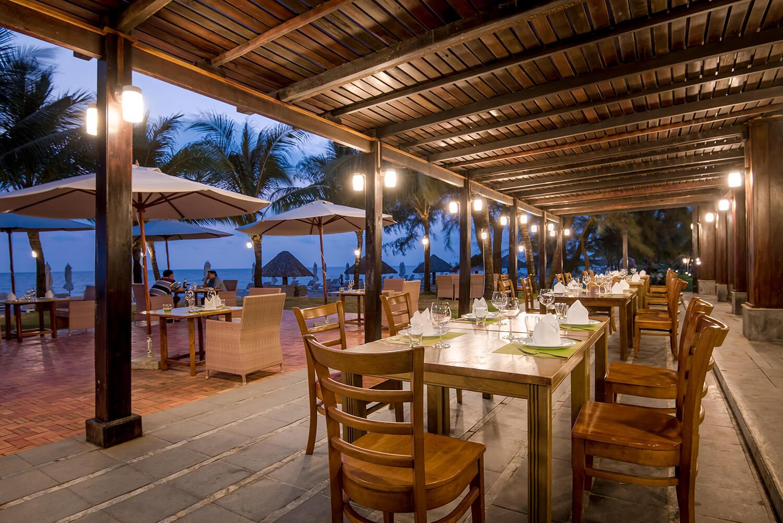 Nhà hàng Strelitzia tại khu nghỉ dưỡng Eden