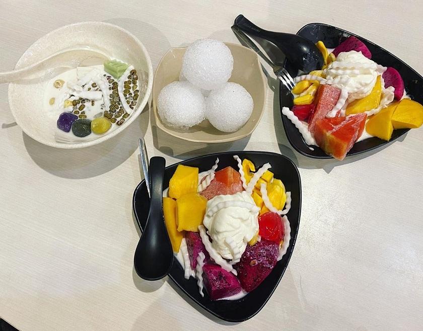 Coco chèn - Một trong các quán chè ngon ở Đà Nẵng hot nhất