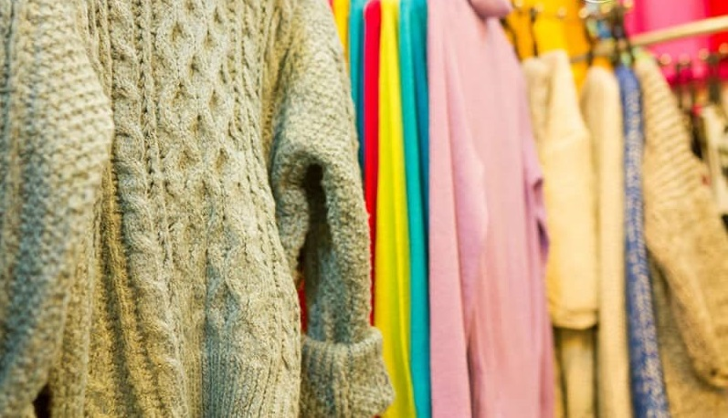 Đồ len - Một trong những món quà lưu niệm ở Đà Lạt được yêu thích