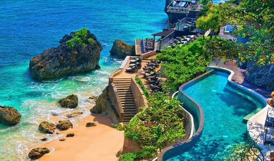 Bali nổi tiếng là thiên đường nghỉ dưỡng