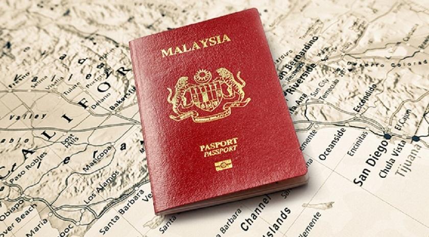Hình ảnh hộ chiếu Malaysia
