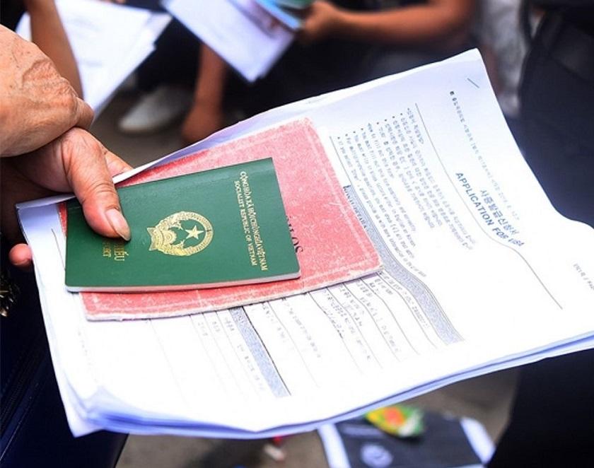 Một số thủ tục bắt buộc khi làm visa