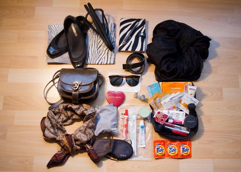 Phụ kiện phù hợp khi đi du lịch Singapore