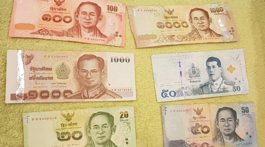 Bạn cần đổi tiền Baht trước khi mua sắm tại Thái Lan