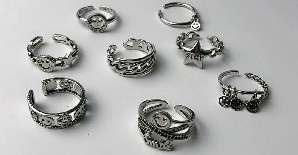 Trang sức bạc Thái
