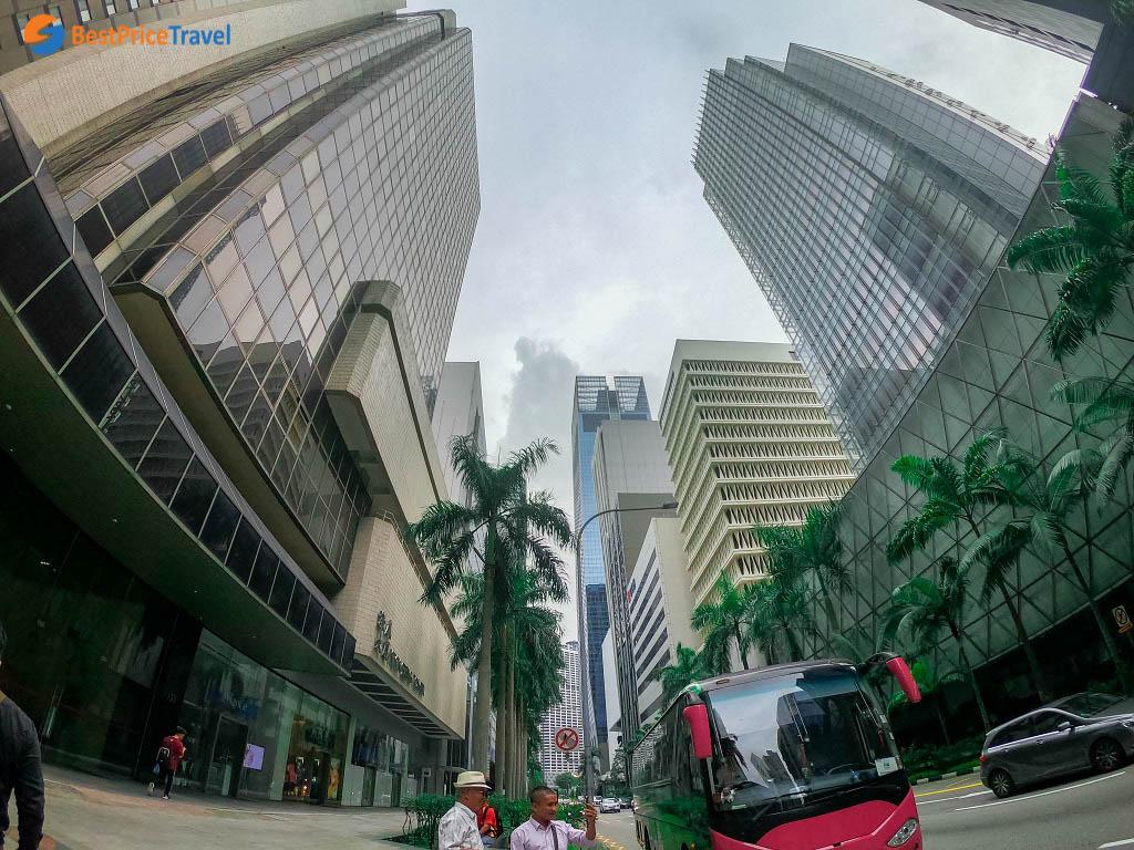 Một Singapore tuyệt vời trong mắt mình