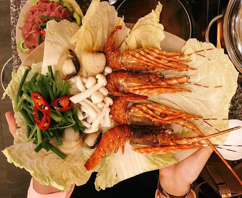 Thời Cổ Restaurant - Địa chỉ ăn tôm hùm ở Đà Nẵng giá rẻ