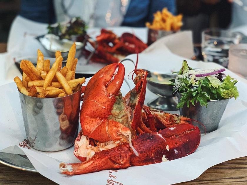 Nhà hàng Canadian Lobster Đà Nẵng