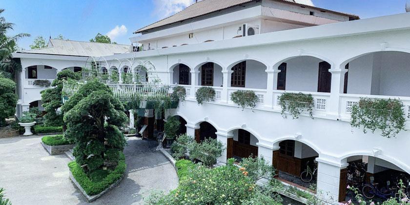 Nature Key Retreat Đồng Mô