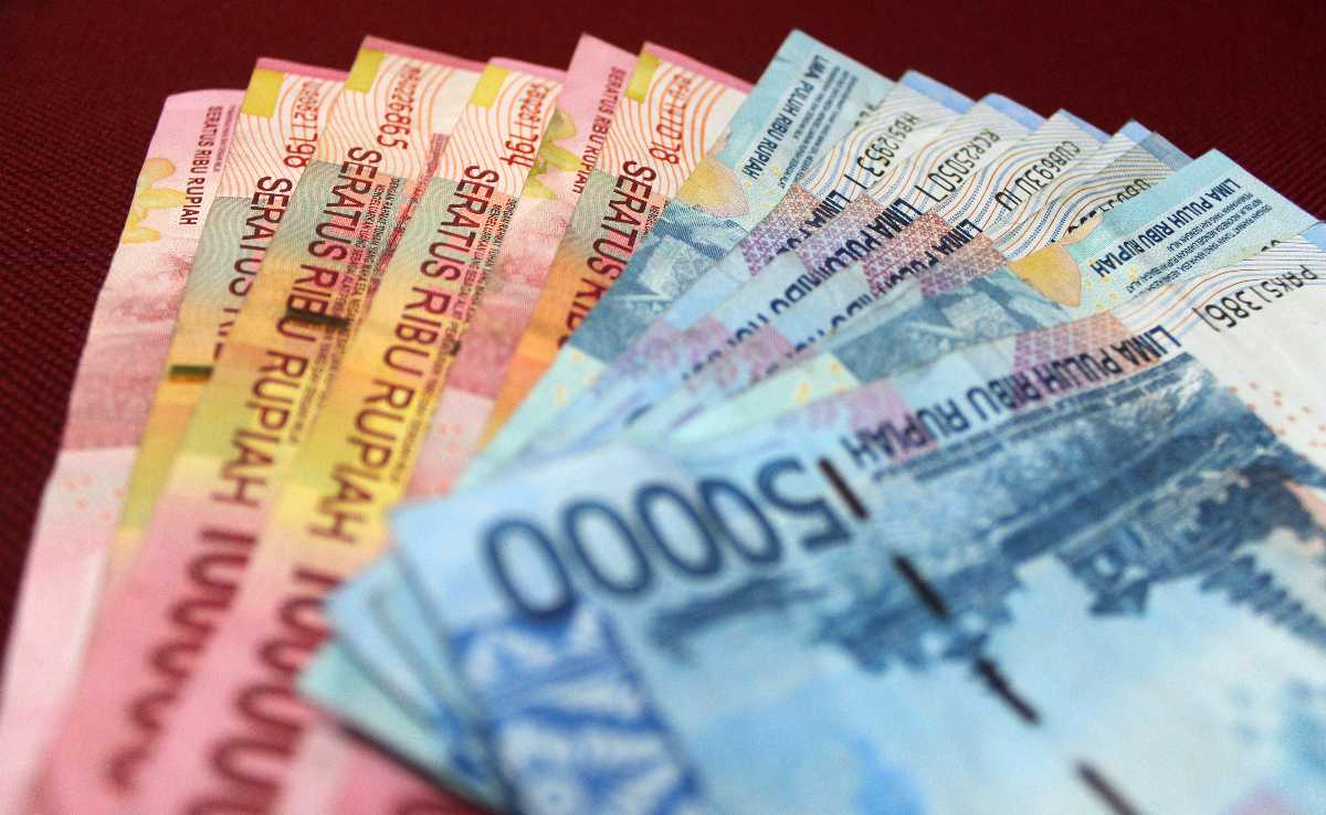 Các mệnh giá tiền Indonesia