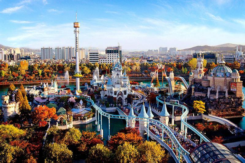 Công viên Seoul Land