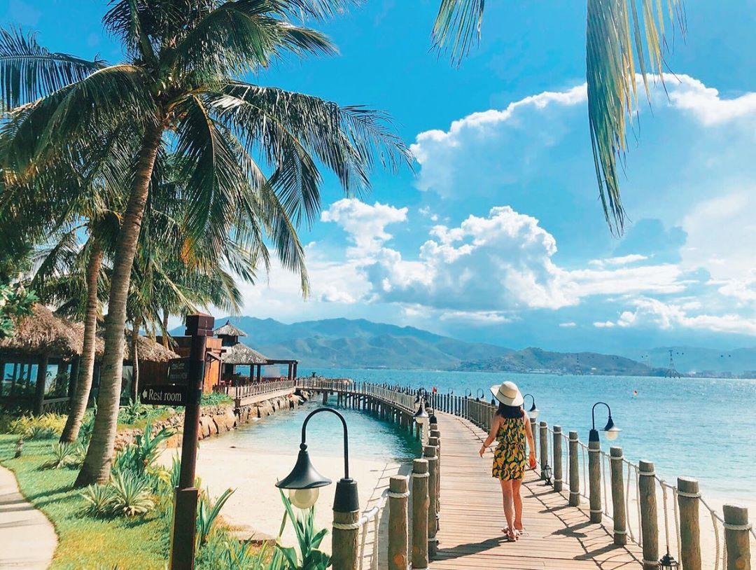 Check in Vinpearl Luxury Nha Trang