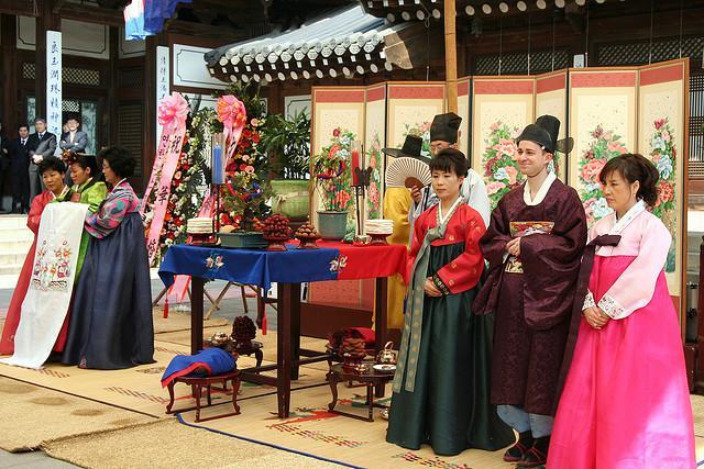 Nền văn hóa độc đáo Hàn Quốc
