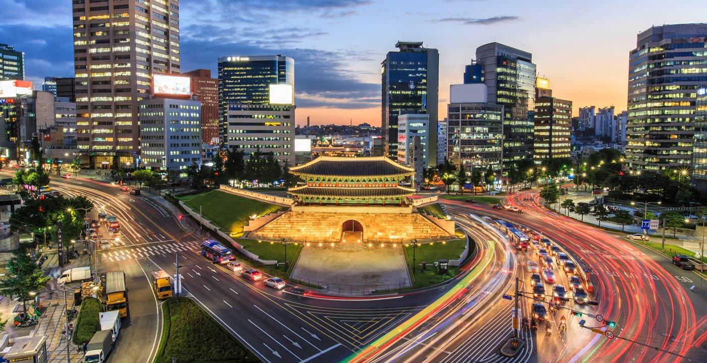 Hàn Quốc - Thành phố thân thiện và mến khách