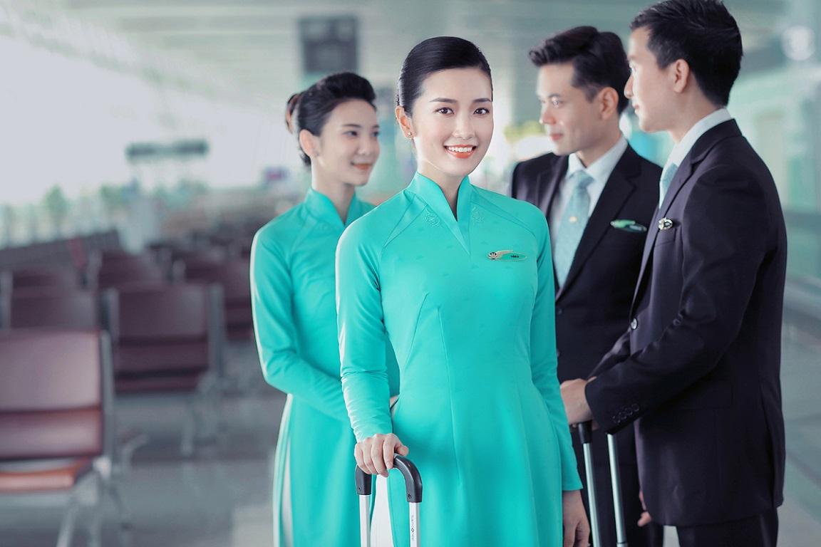 Đội ngũ tiếp viên của Vietnam Airlines