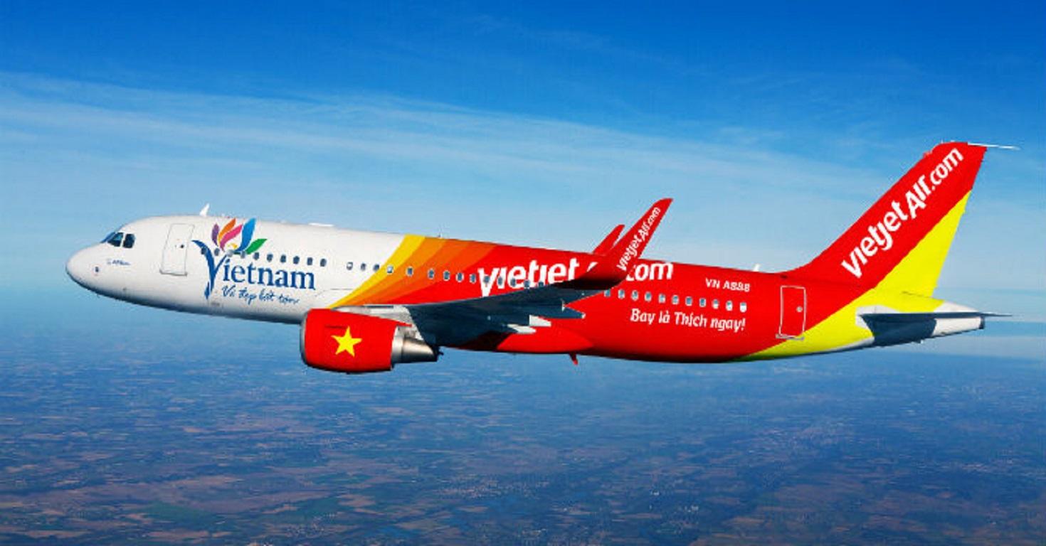 Hãng hàng không VietjetAir