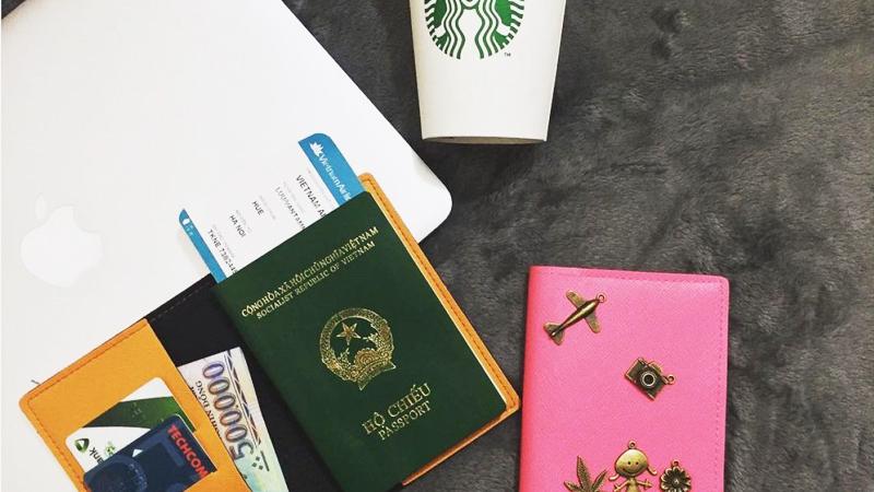Hộ chiếu có thể sử dụng khi đi máy bay trong nước nhưng không bắt buộc