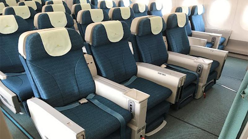 Hạng ghế Phổ thông đặc biệt của Vietnam Airlines