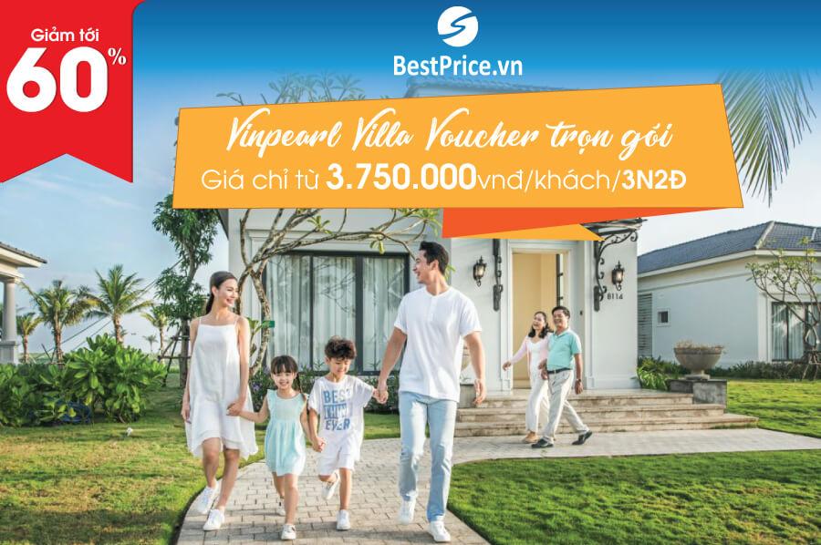Vinpearl Villa Voucher